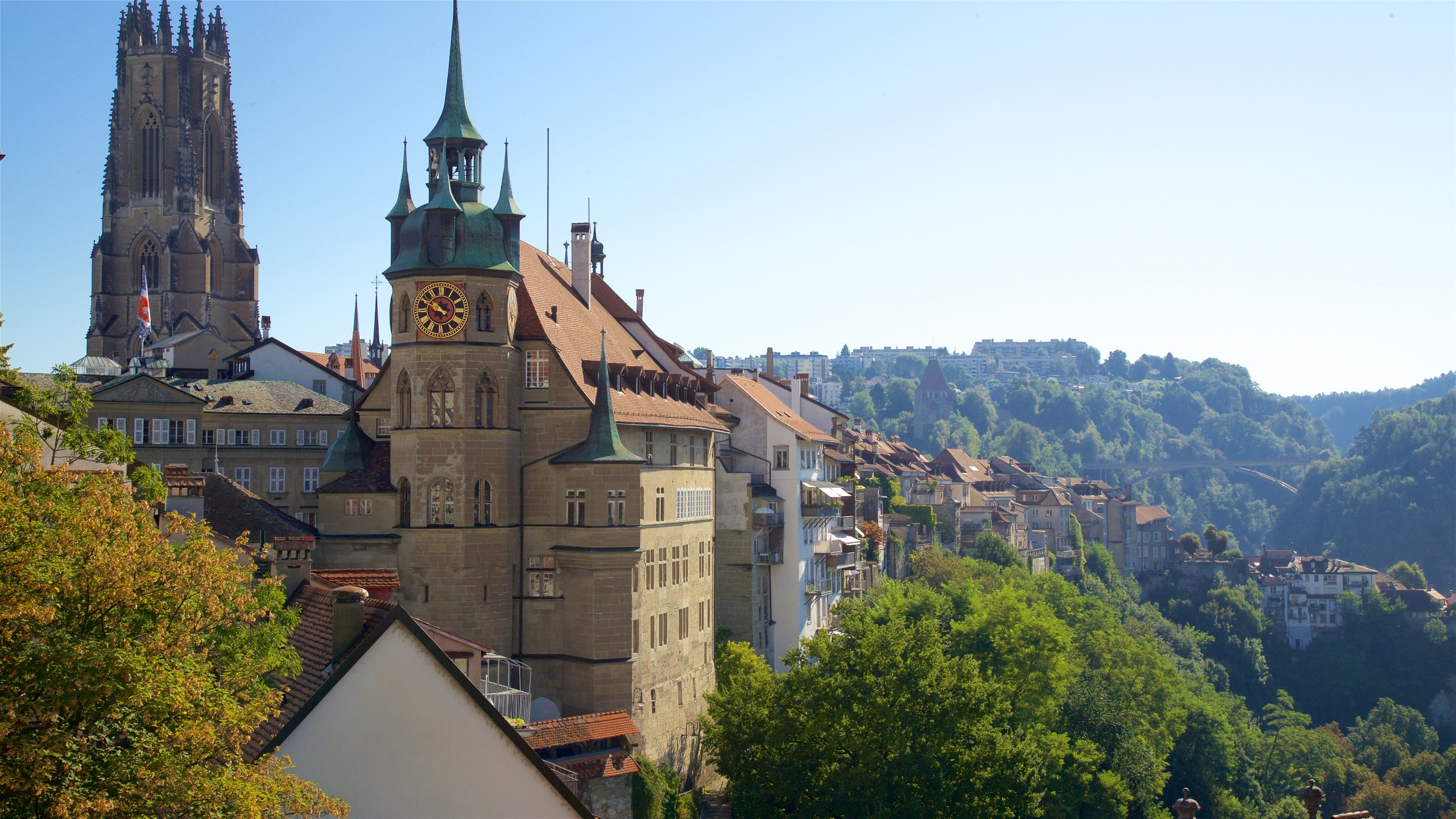 Fribourg, Canton of Fribourg, Switzerland
