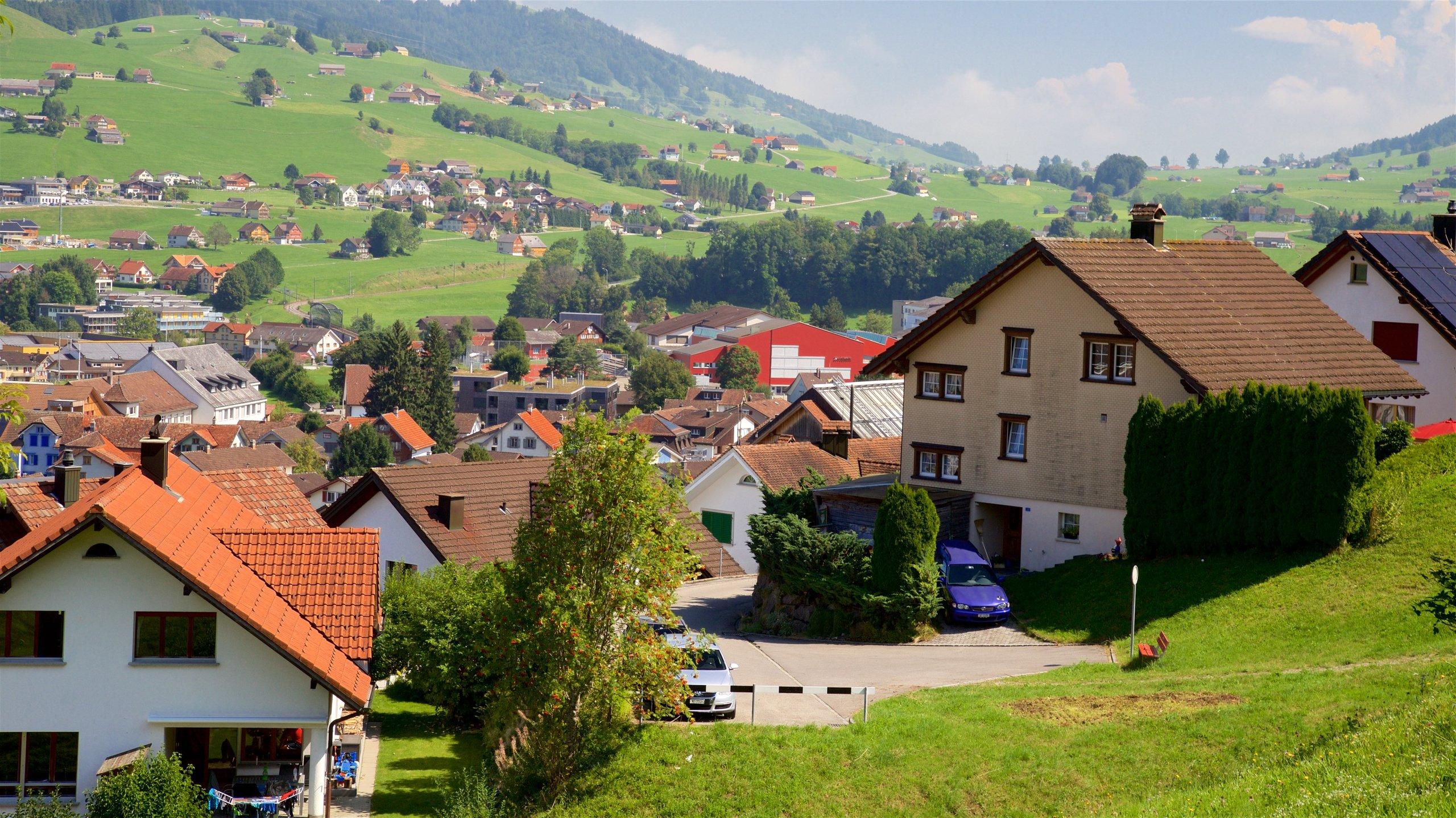 Appenzell, Appenzell Innerrhoden, Switzerland