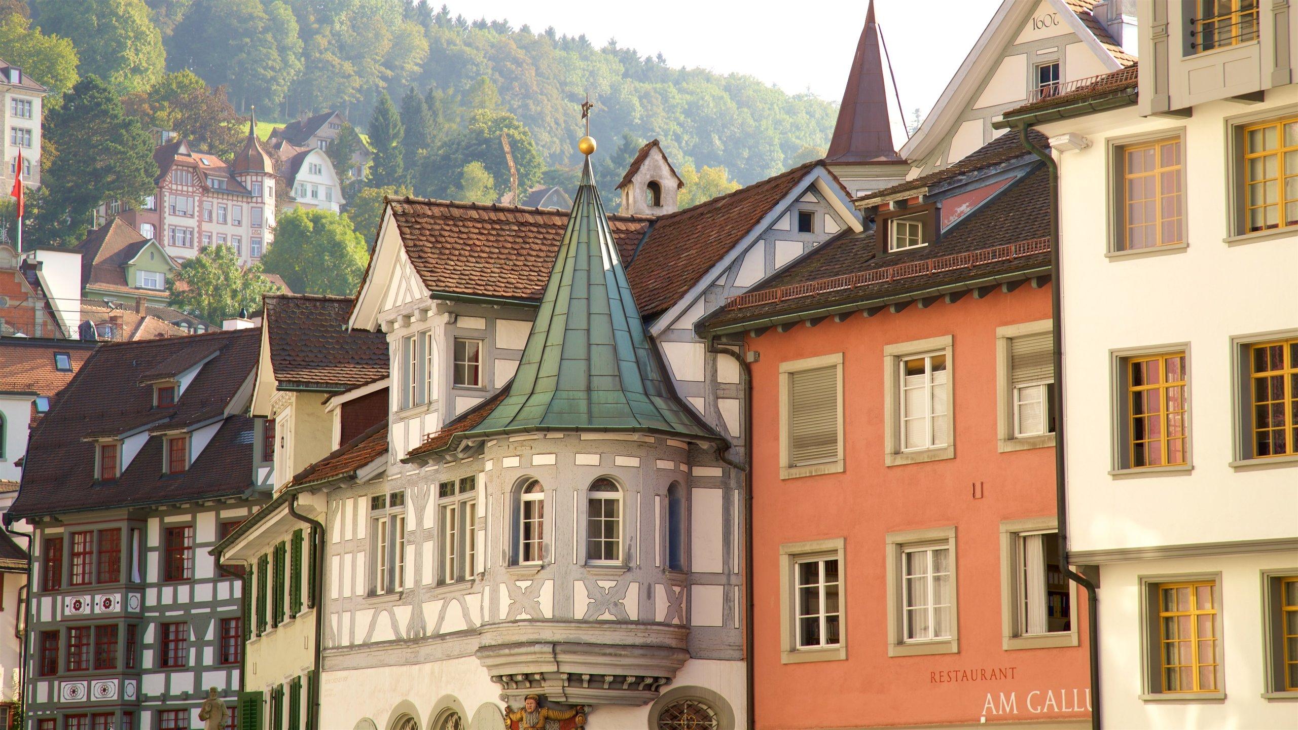St. Gallen, Canton of St. Gallen, Switzerland