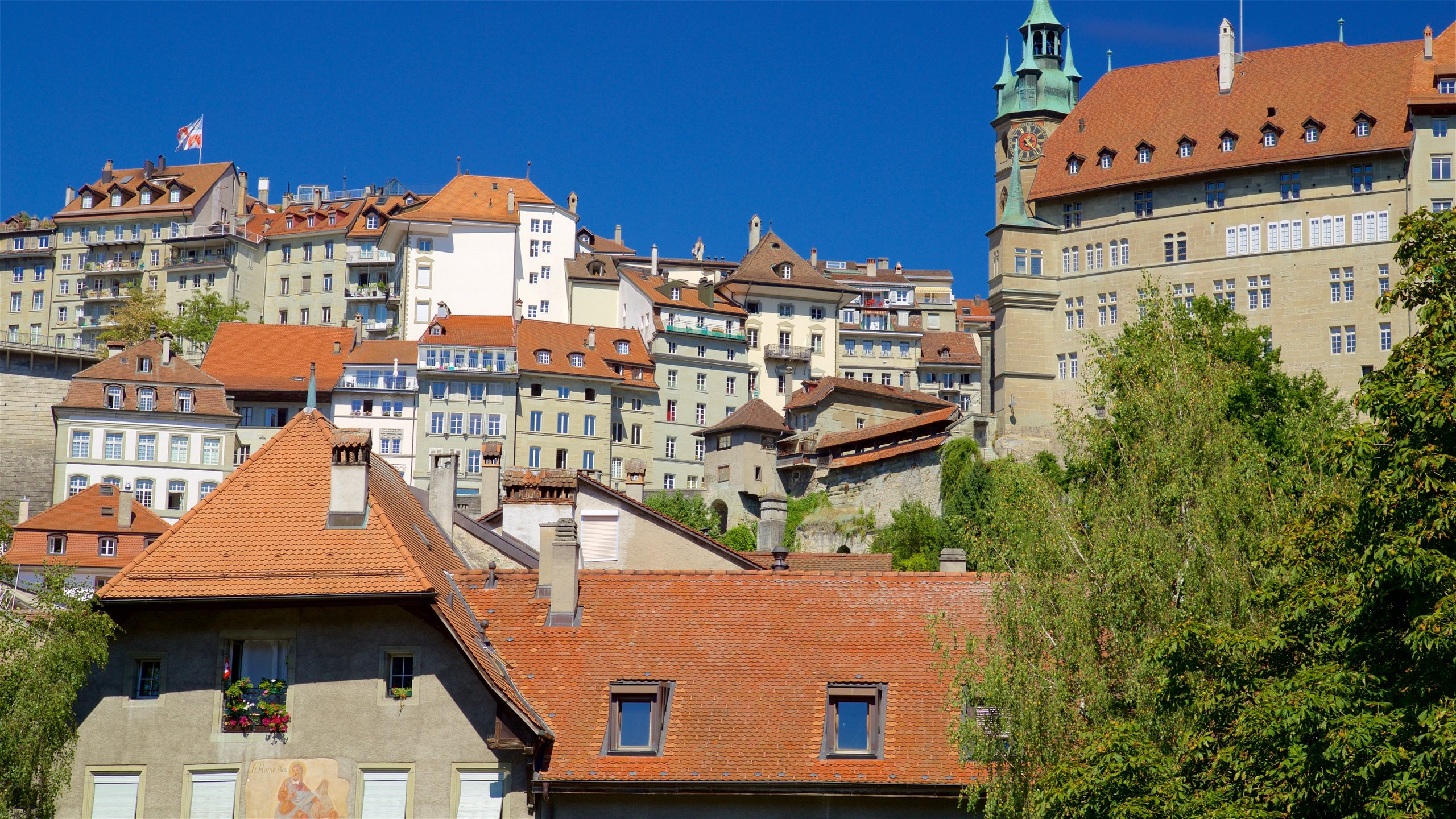 The 10 Best Hotels in Fribourg, La Sarine District $93 for 2019 ...