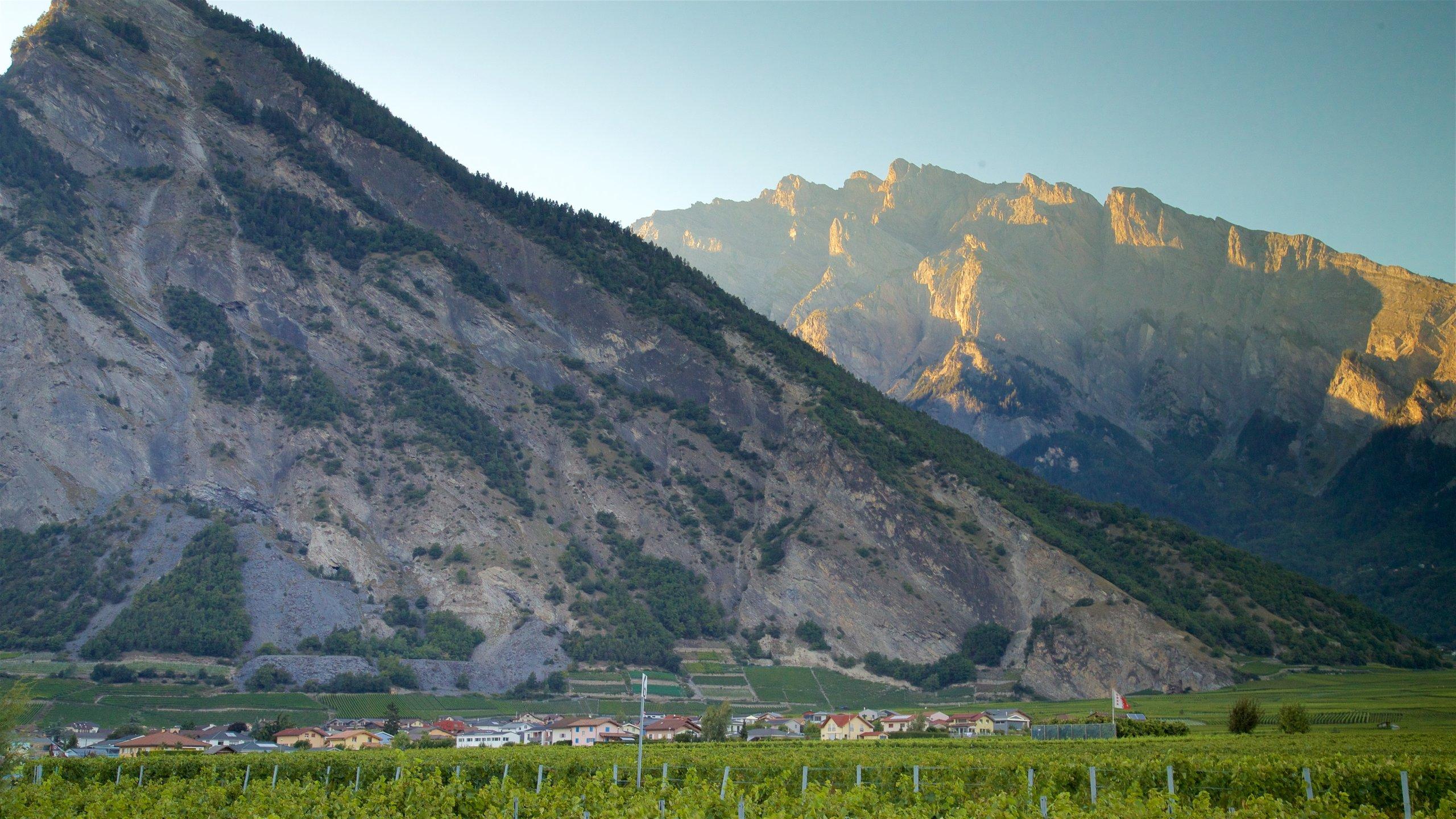 Sierre District, Valais, Switzerland