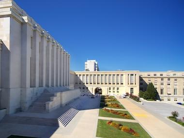 United Nations European Headquarters