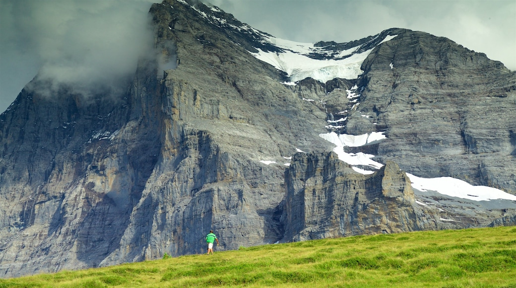 Kleine Scheidegg