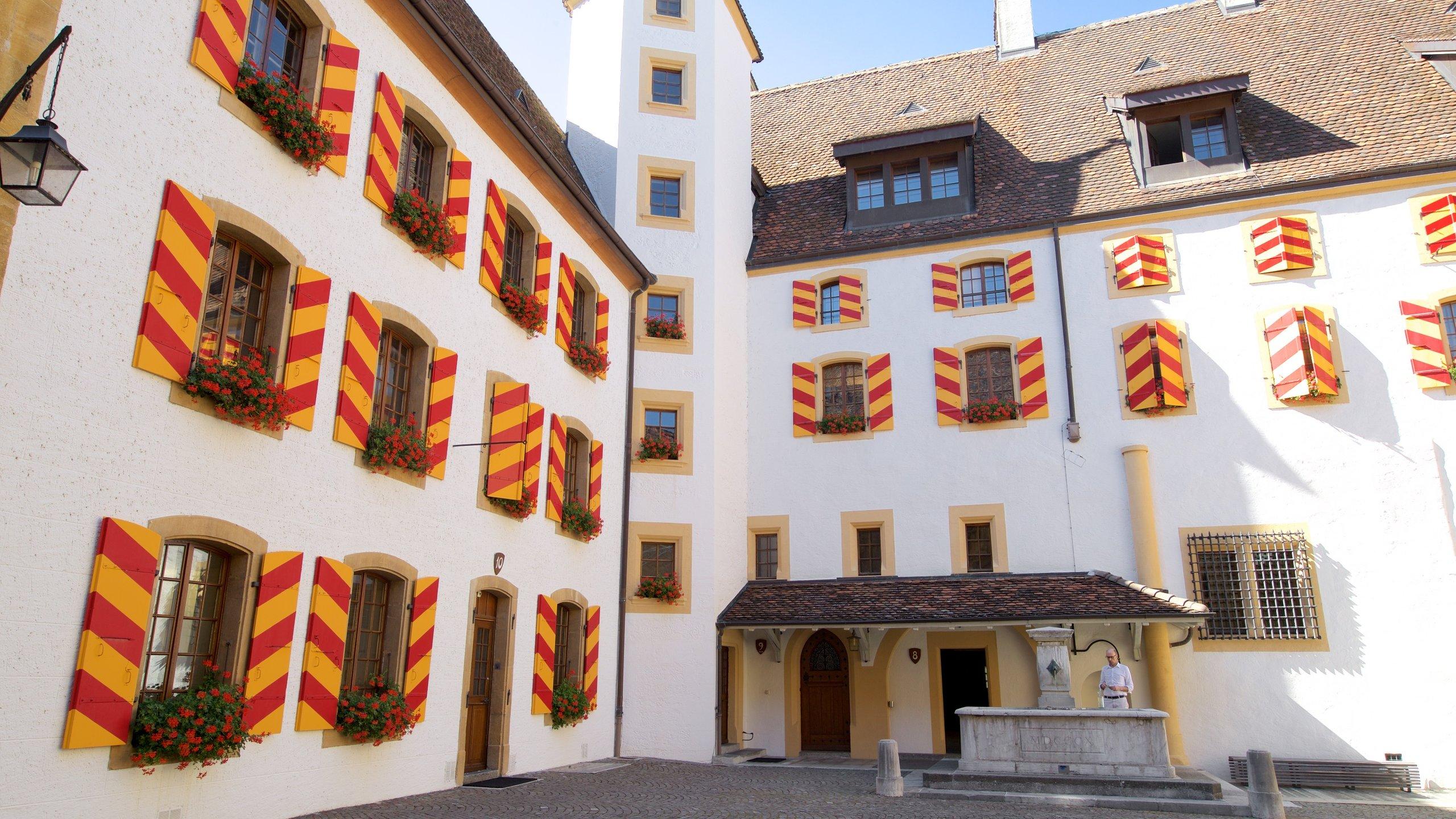 Neuchâtel, Neuchâtel (kanton), Zwitserland