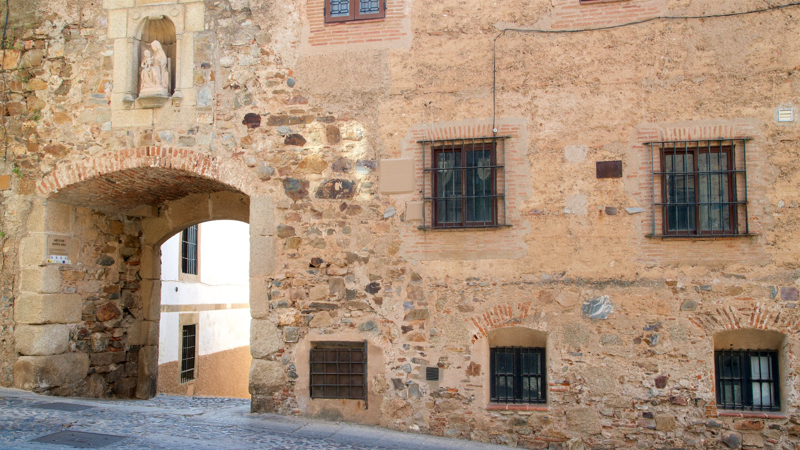 Caceres (region), Extremadura, Spanien