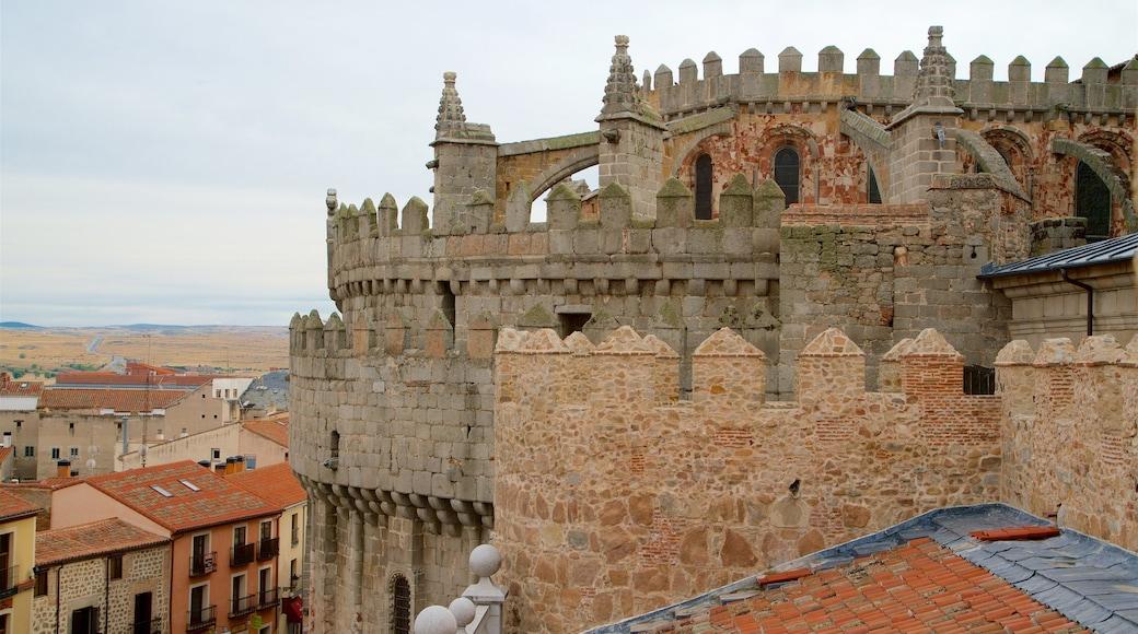 Casco antiguo de Ávila