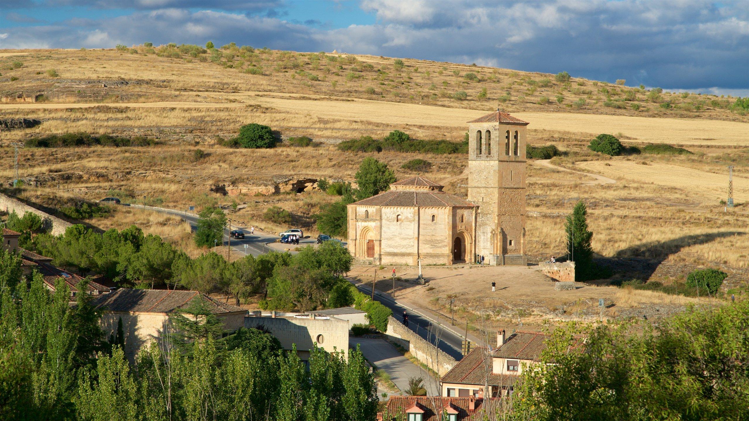 Visitate un'antica struttura edificata per proteggere un sacro frammento della Vera Croce e da dove si aprono panorami sconfinati del centro storico e dell'Alcázar.