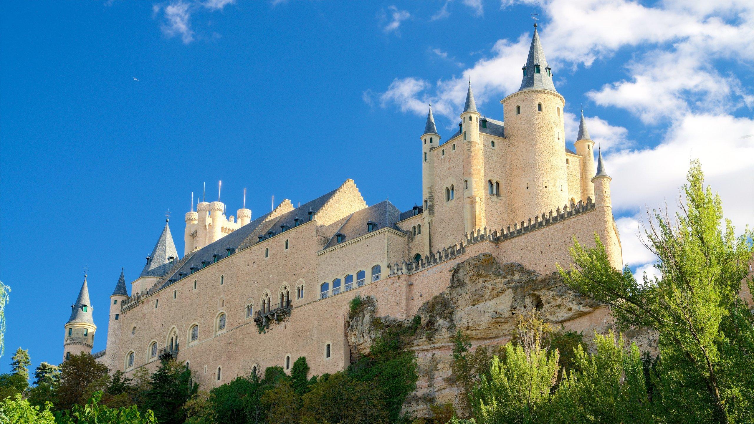 Scopri l'avvincente storia di Segovia con una visita a Alcazar of Segovia (castello). Durante il tuo soggiorno in questa zona perfetta per passeggiare, ritagliati un po' di tempo per la sua stupenda cattedrale.