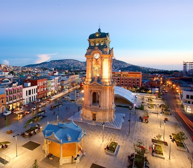 Monumental Clock of Pachuca