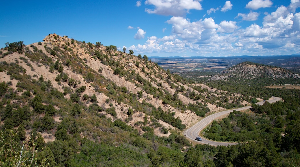 Mesa Verde National Park which includes landscape views and tranquil scenes