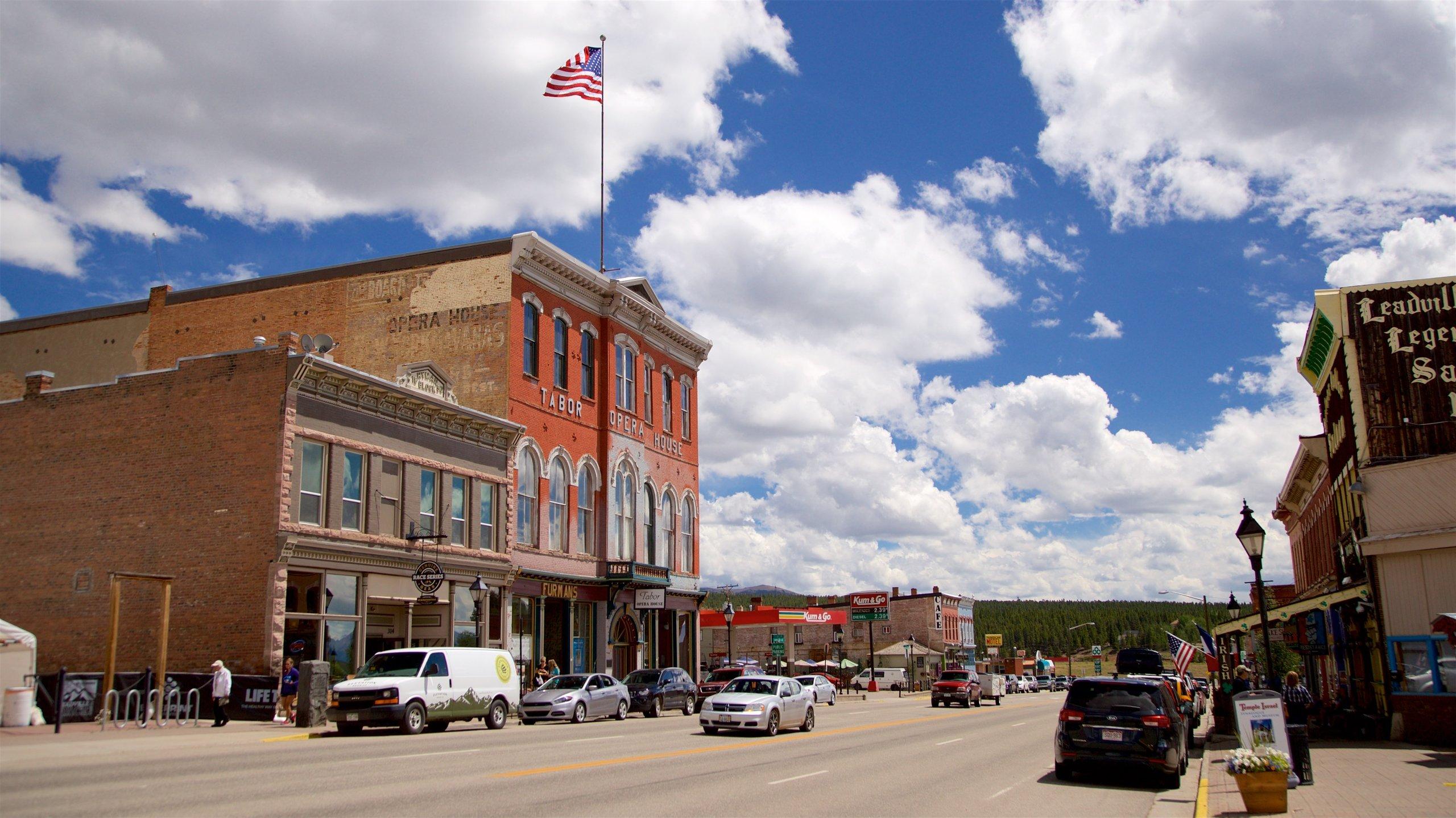 Leadville, Colorado, United States of America
