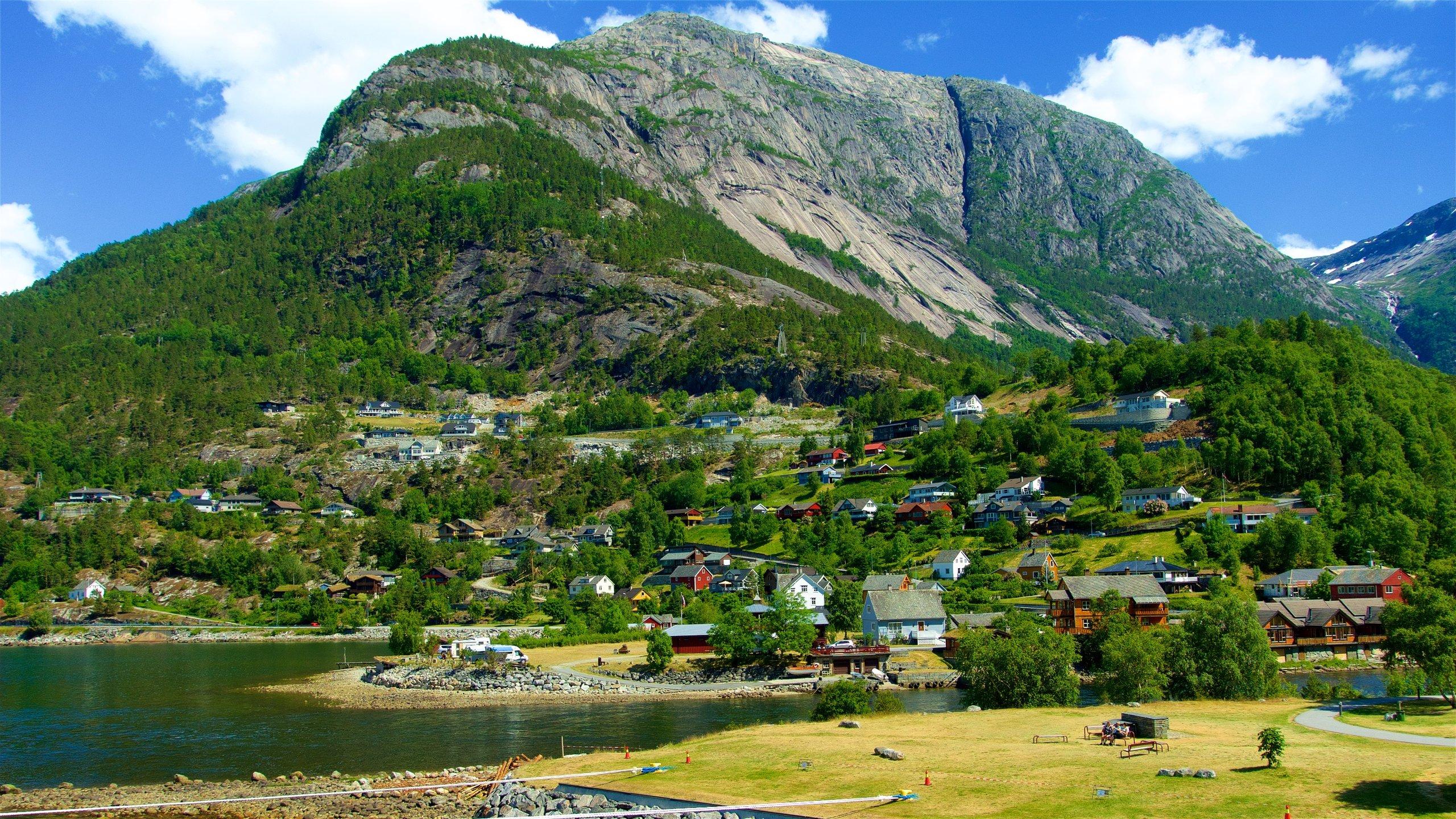 Eidfjord, Vestland, Noorwegen