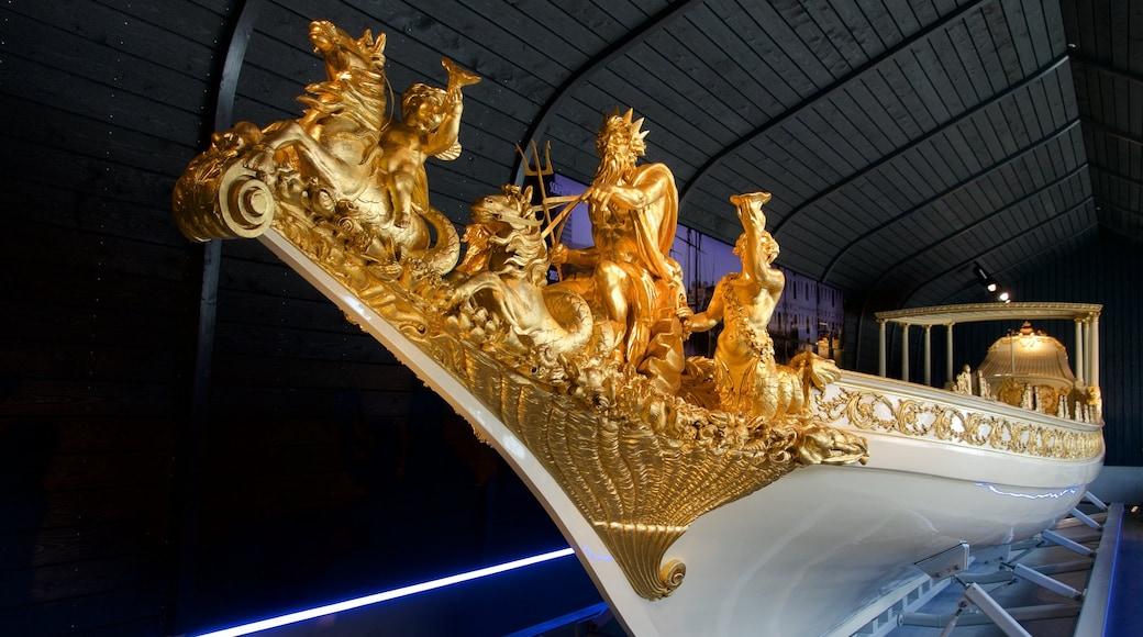 Scheepvaartmuseum toont historisch erfgoed en interieur
