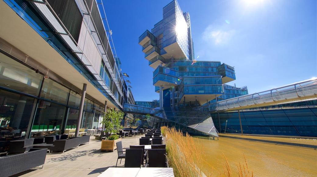 Hannover bevat moderne architectuur