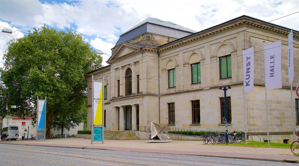 Kunsthalle Bremen caratteristiche di oggetti d\'epoca