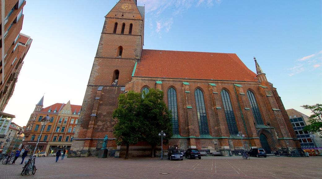 Marktkirche das einen Geschichtliches