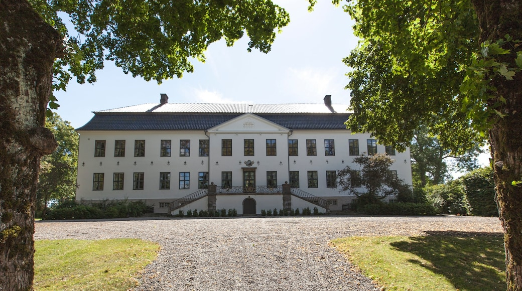Sarpsborg which includes heritage elements and a house