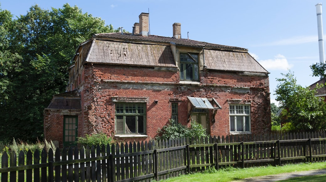 Sarpsborg fasiliteter samt kulturarv og hus