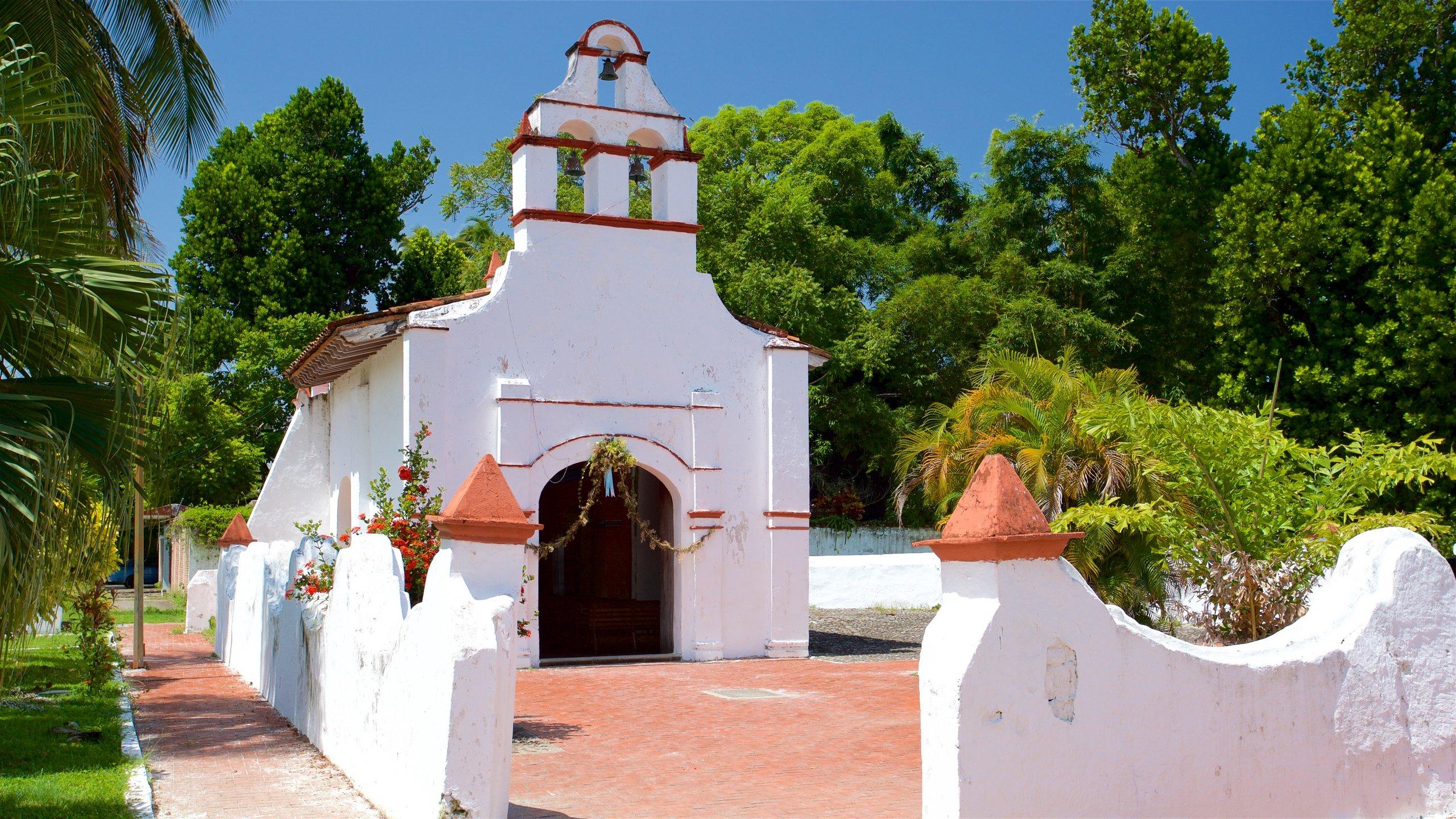 Capela del Rosario, La Antigua, Veracruz, Mexiko