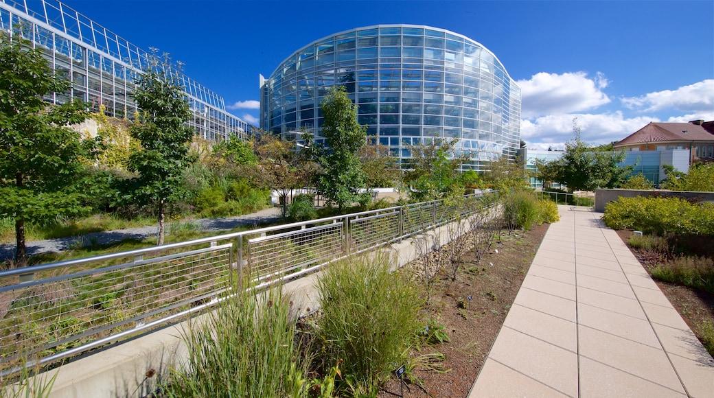 Phipps Conservatory mostrando um parque