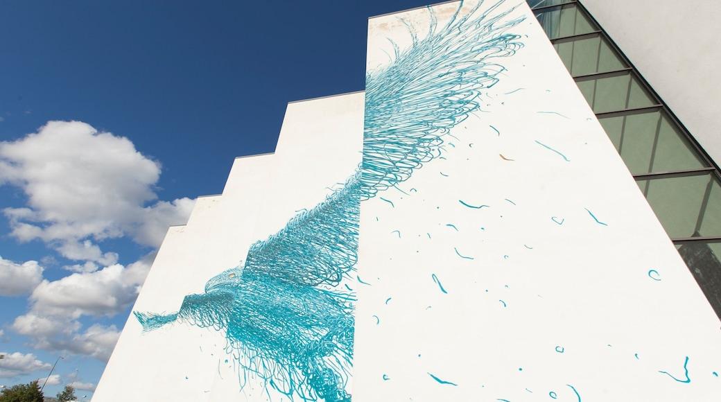 Borås toont kunst in de open lucht