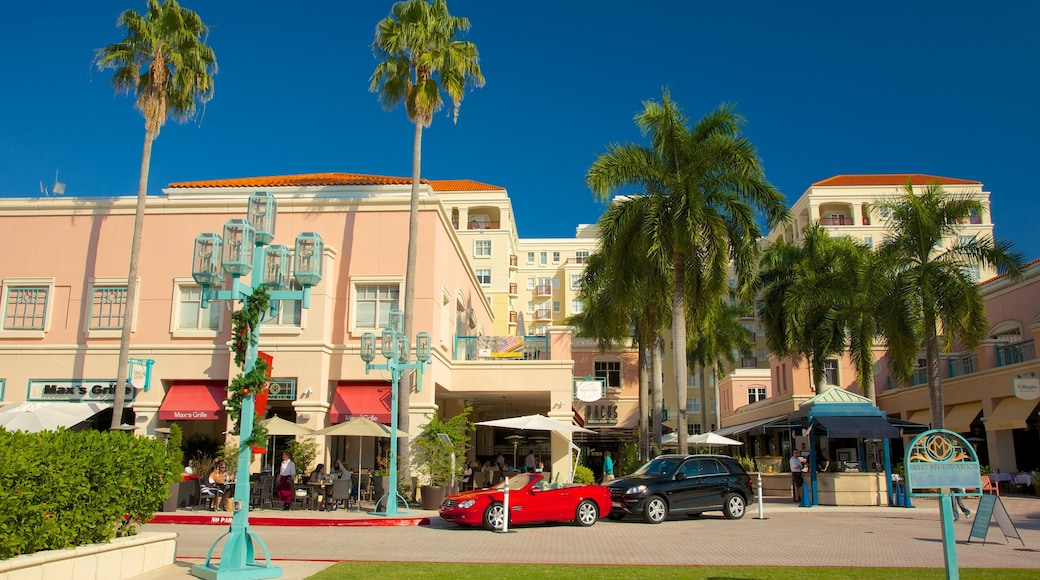 Mizner Park which includes a city