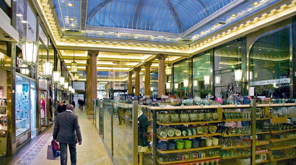 香榭麗舍大道 呈现出 內部景觀, 購物 和 核心商業區