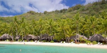 Sofitel Resort Beach featuring a beach, general coastal views and tropical scenes