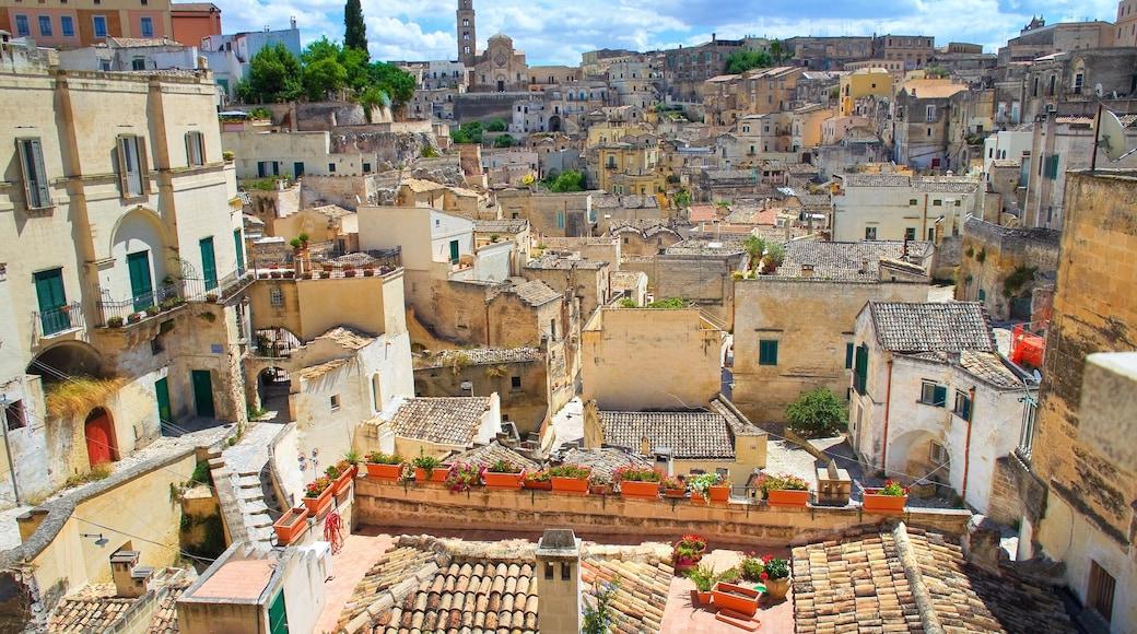 Basilicata caratteristiche di città