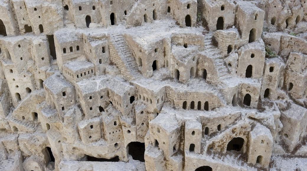 Basilicata mostrando architettura d\'epoca