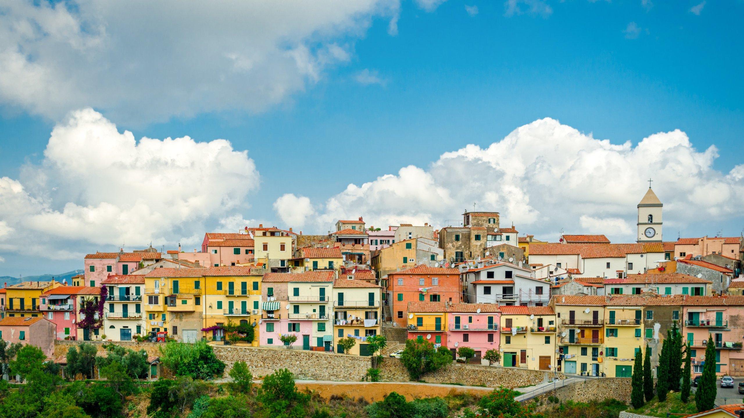 Capoliveri, Tuscany, Italy