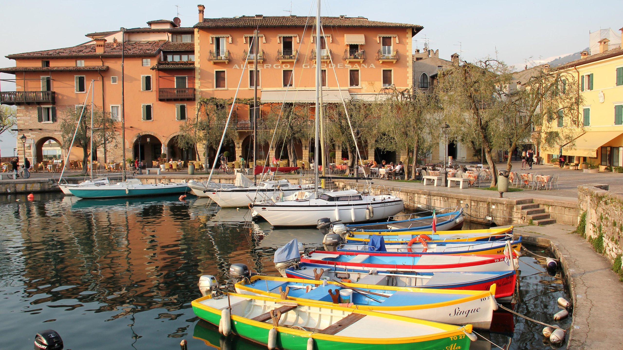 Torri del Benaco, Veneto, Italien