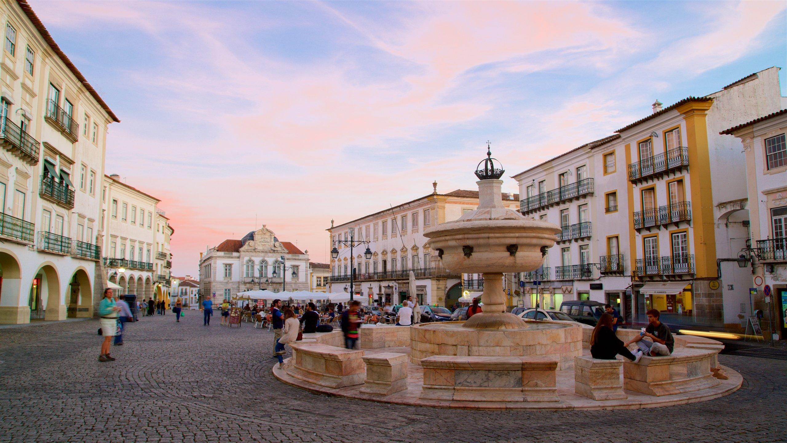 District d'Evora, Portugal
