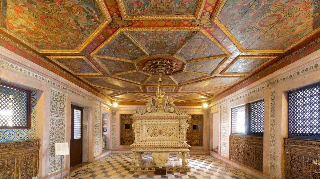 Aveiro qui includes patrimoine historique et vues intérieures