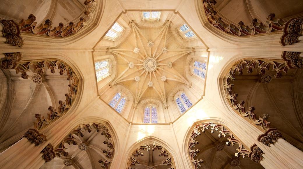 Batalha Monastery das einen Innenansichten