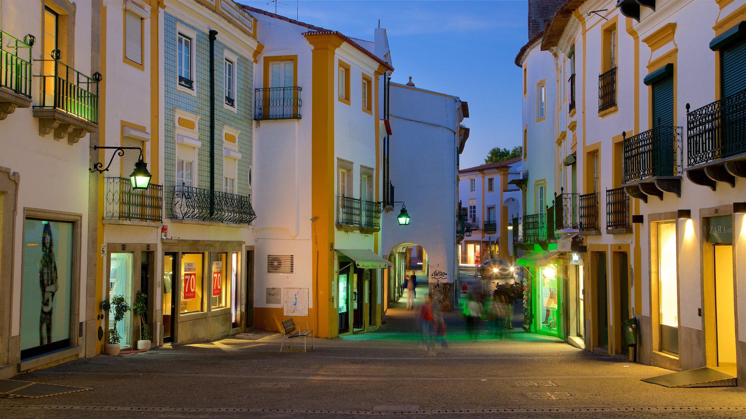 Évora, Distrito de Évora, Portugal