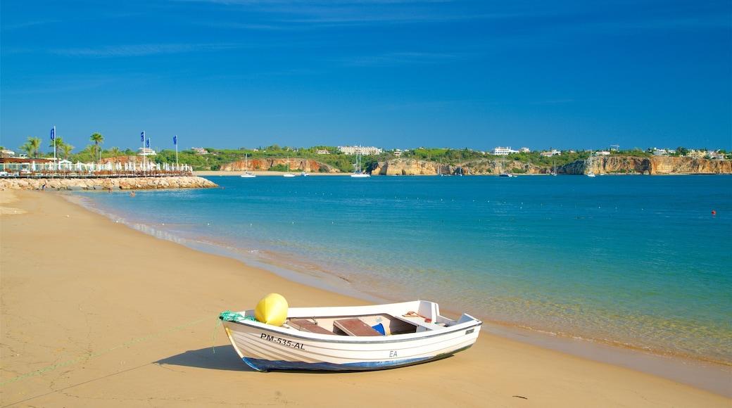 Rocha Beach featuring general coastal views and a sandy beach