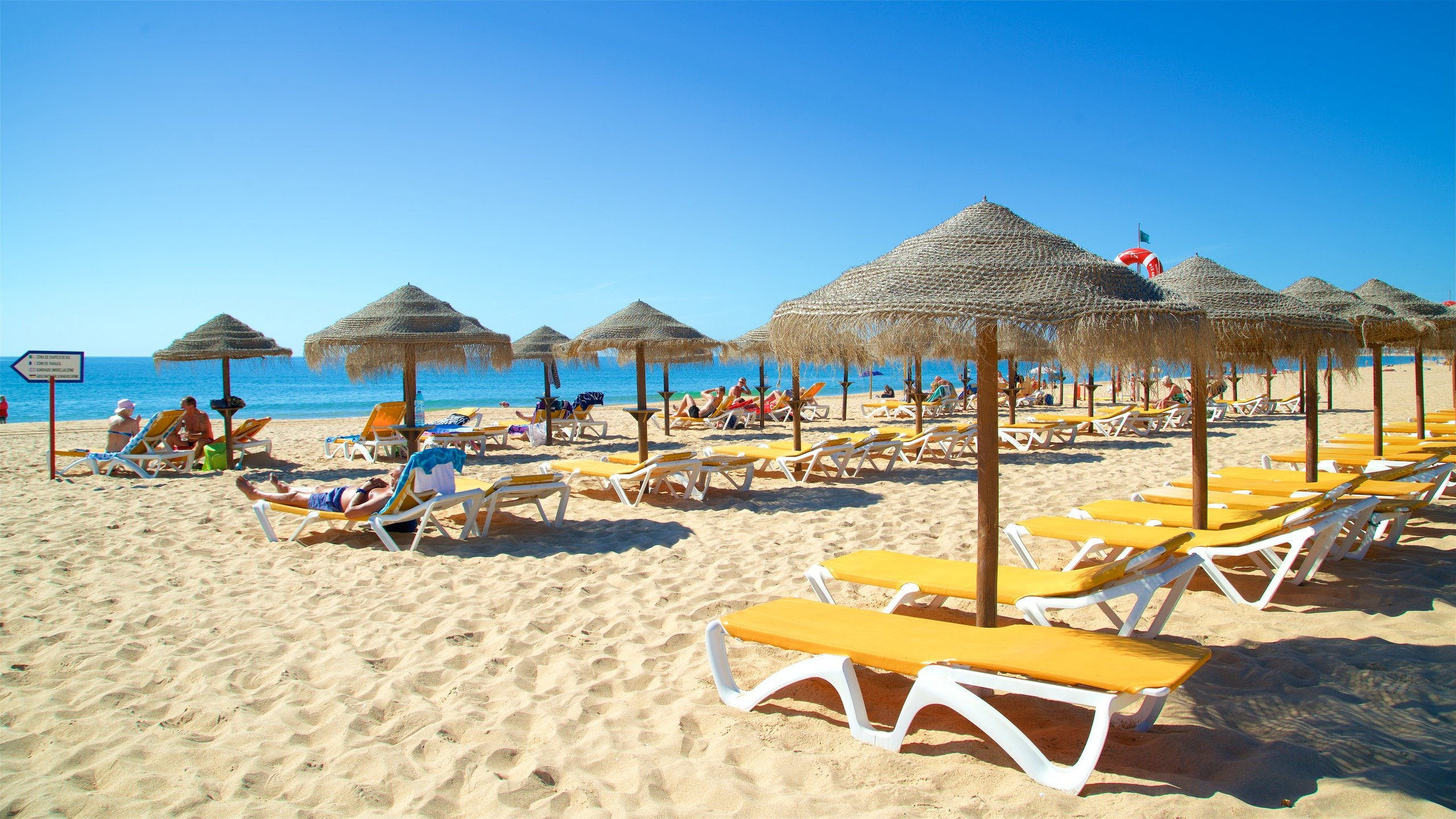 Alvor Beach, Portimao, Faro District, Portugal