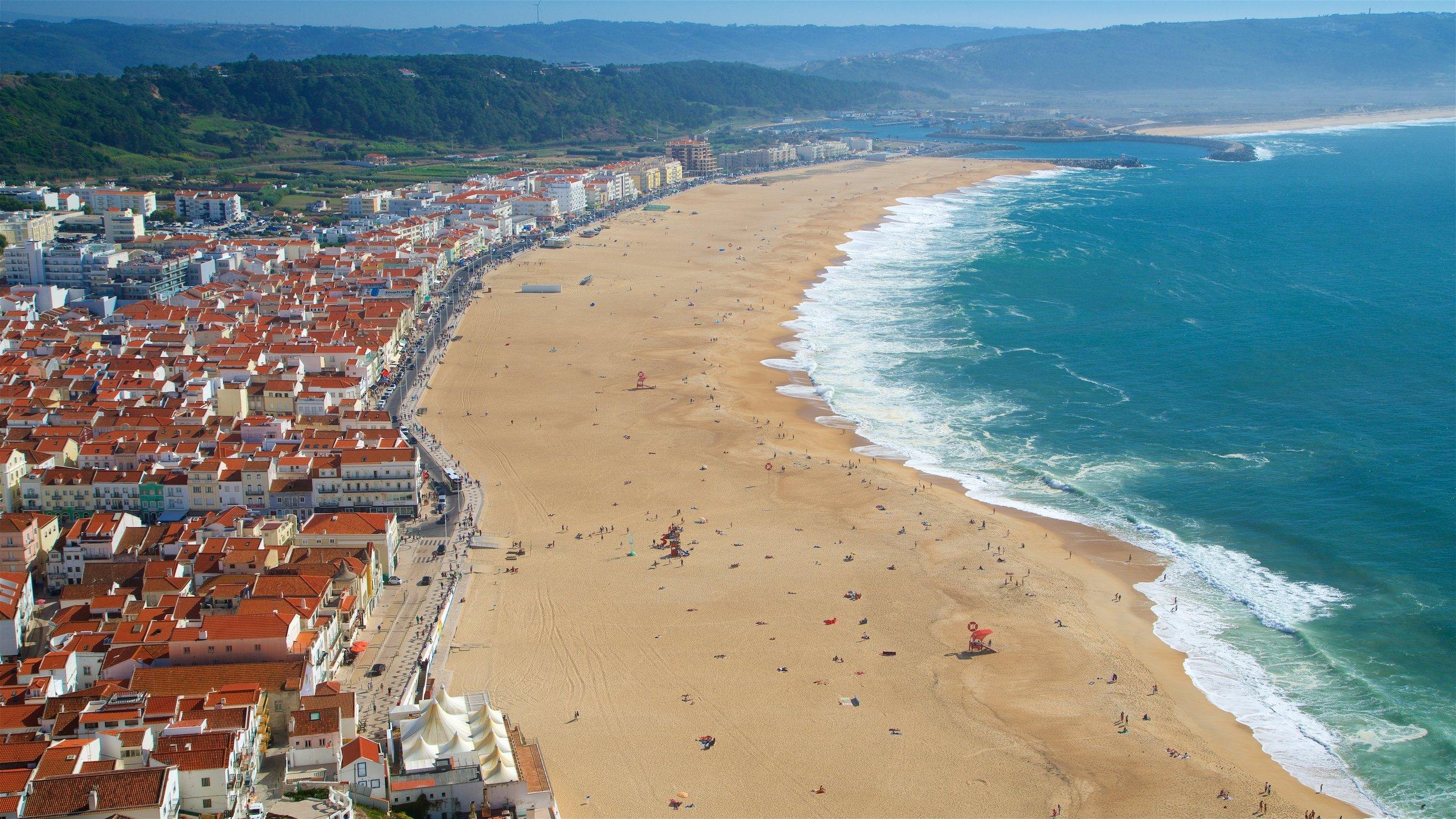 Nazaré, Bezirk Leiria, Portugal
