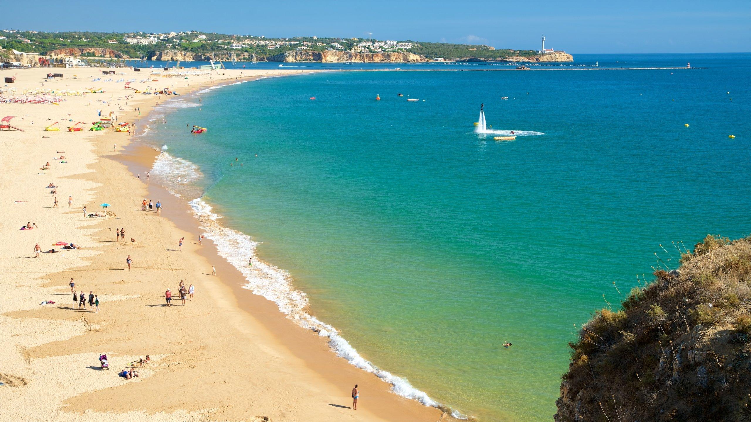 Praia da Rocha, Portimao, Faro District, Portugal