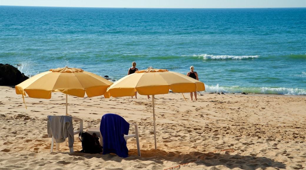 Sao Rafael Beach featuring general coastal views and a sandy beach