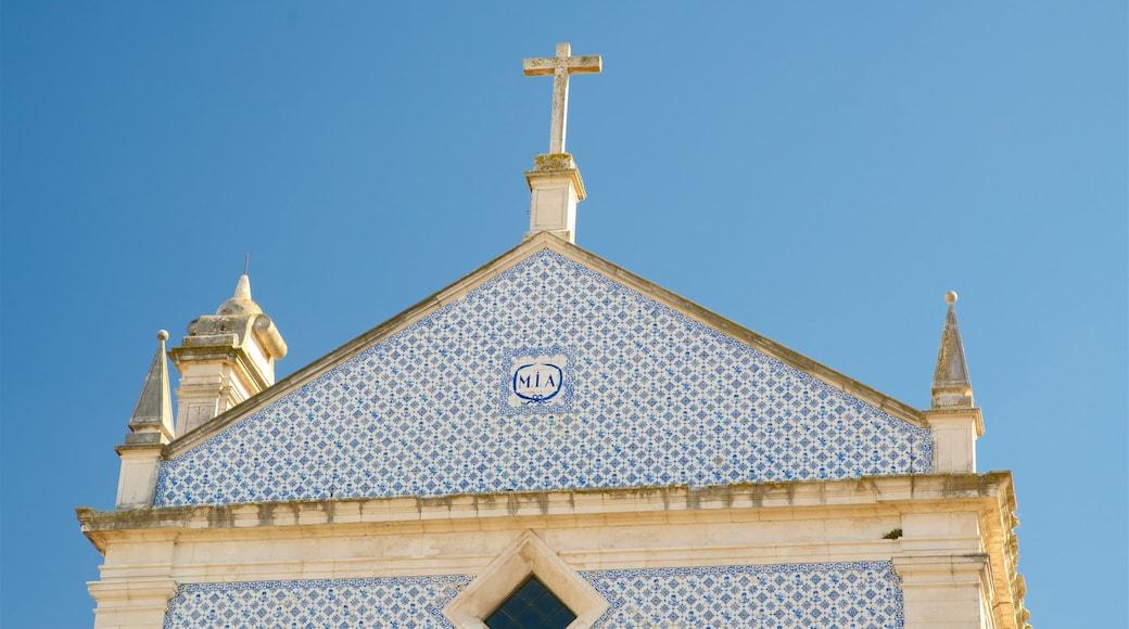 Praca da Republica montrant église ou cathédrale