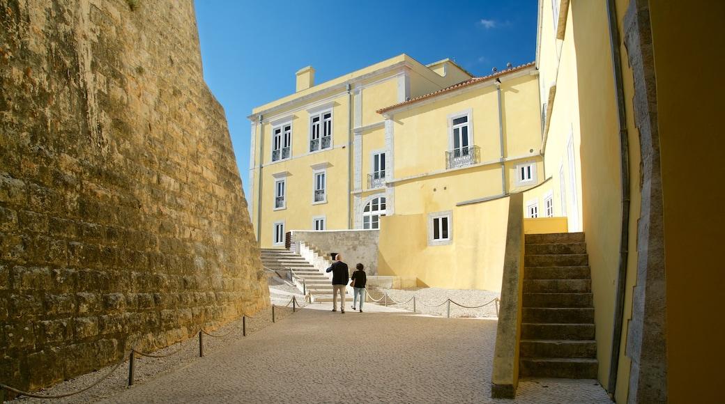 Cascais-fort en ook een stel