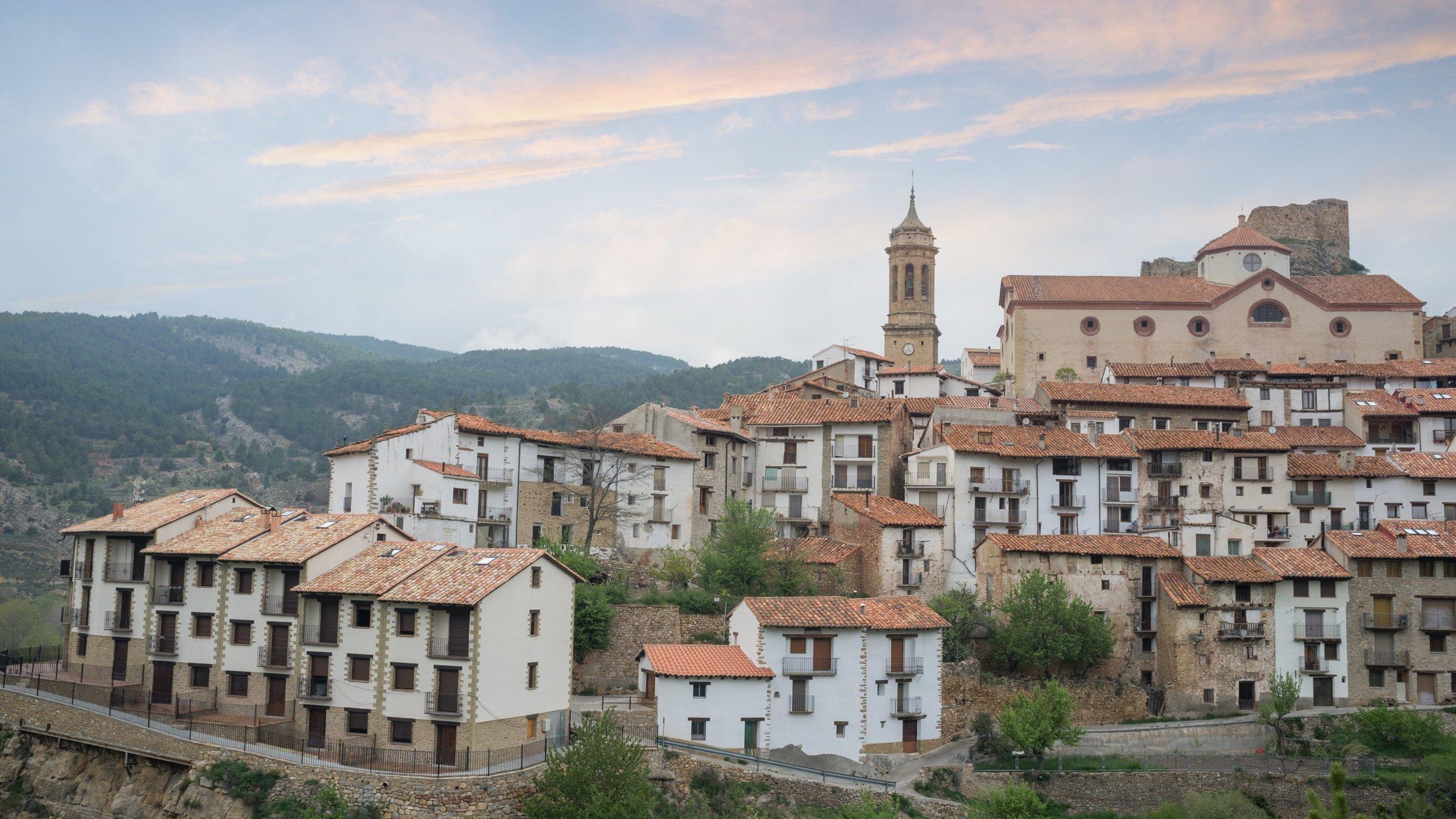 Teruel (region), Aragon, Spanien