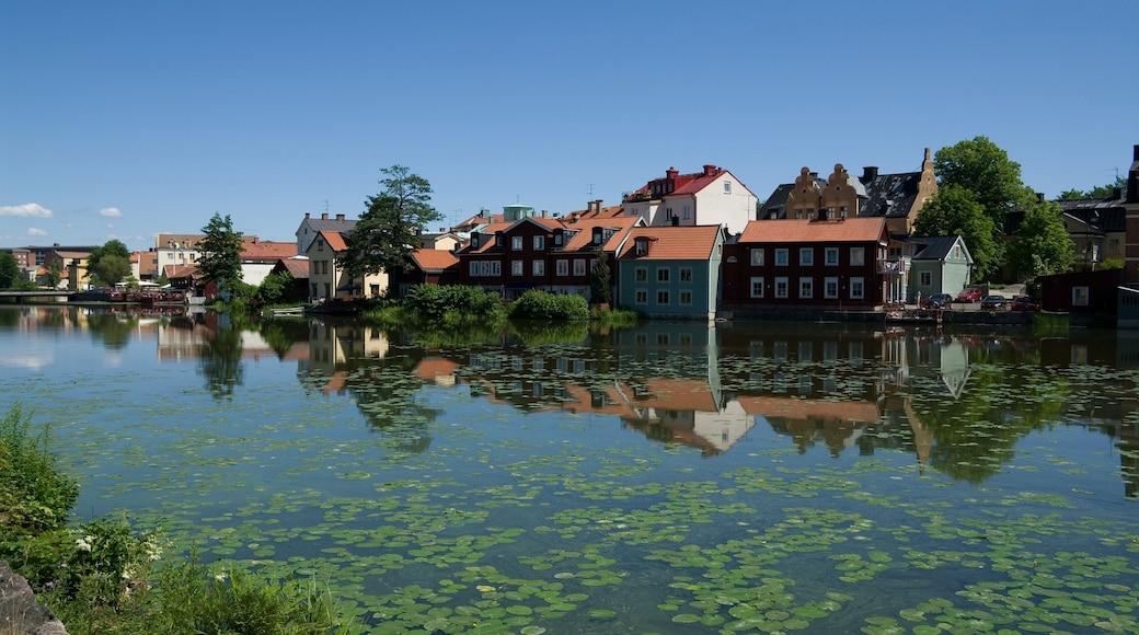 Eskilstuna which includes a river or creek
