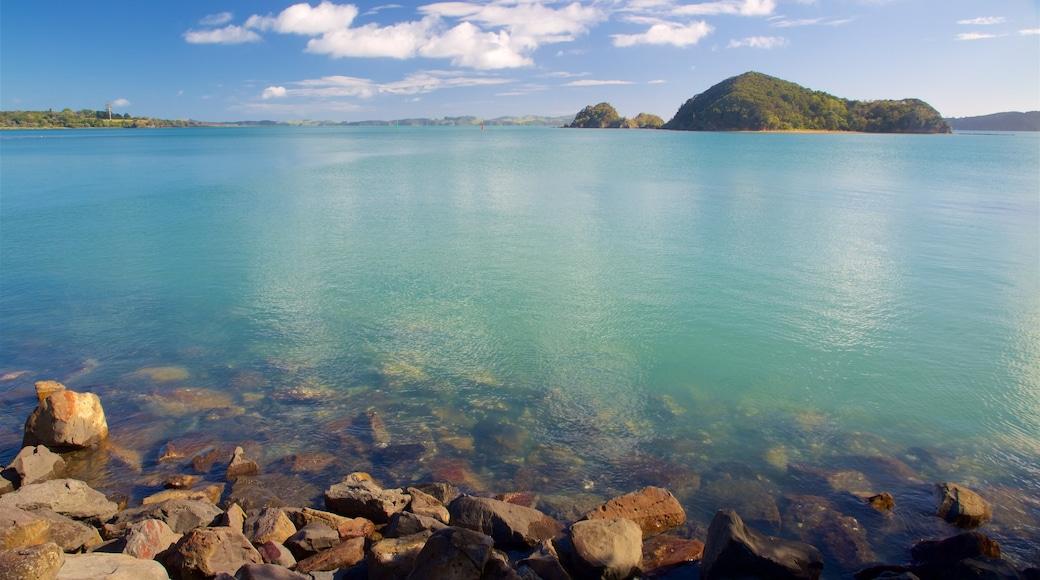Paihia featuring a lake or waterhole