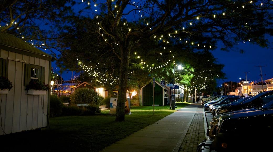 Hyannis Harbor que inclui cenas noturnas