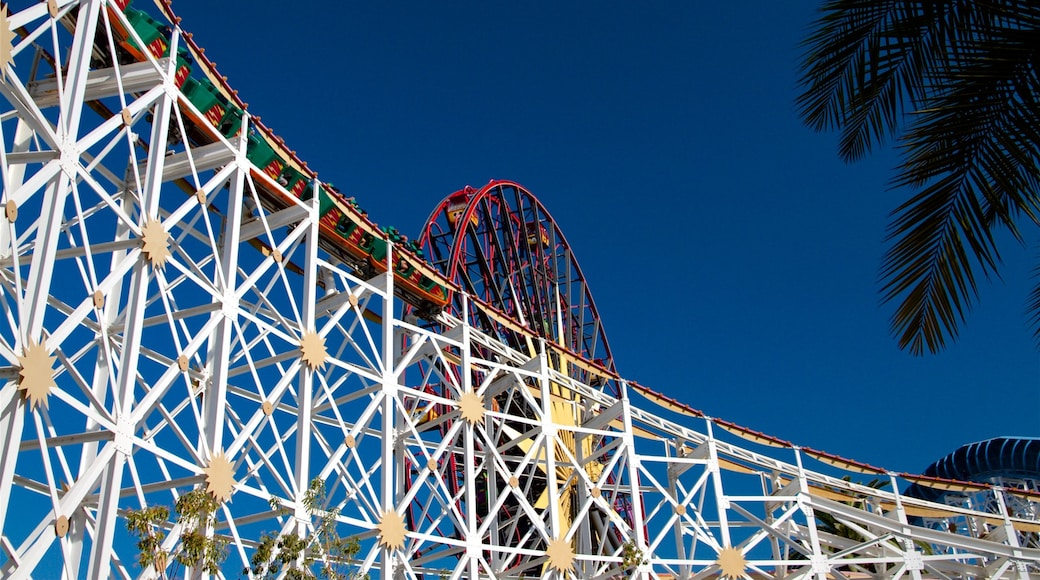 Disney California Adventure® Park which includes rides
