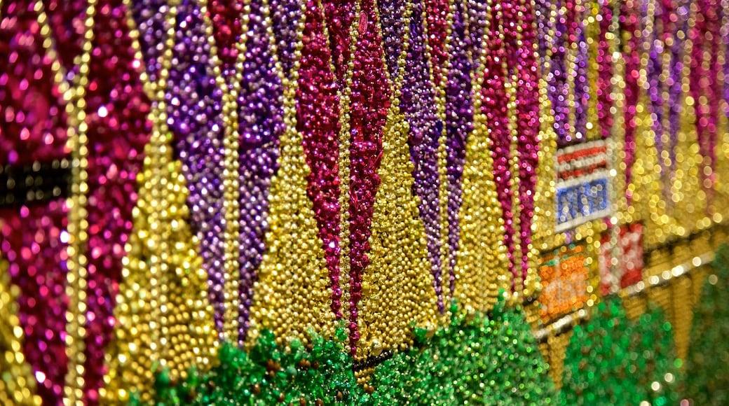 Mardi Gras World แสดง ศิลปะกลางแจ้ง
