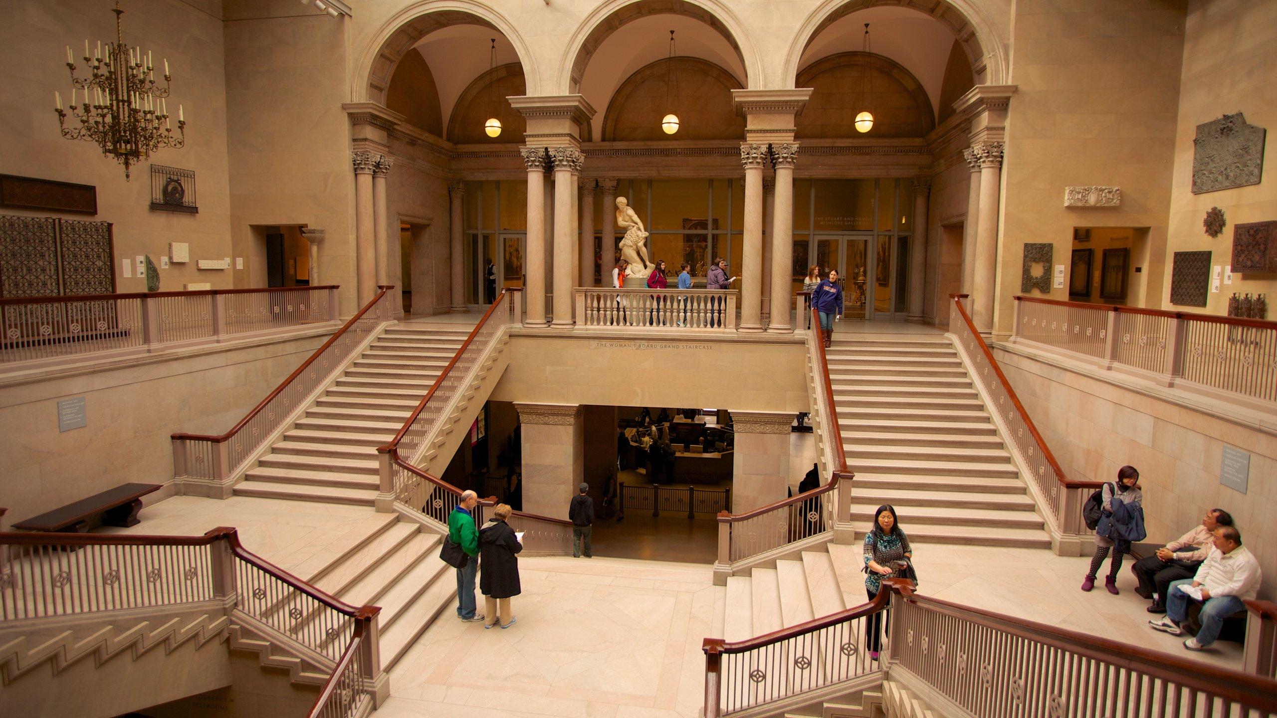 Art Institute of Chicago, Chicago, Illinois, Stati Uniti d'America